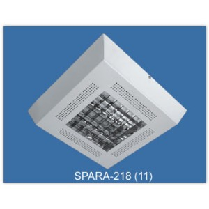 Surface Mirror Optic Paralite Square