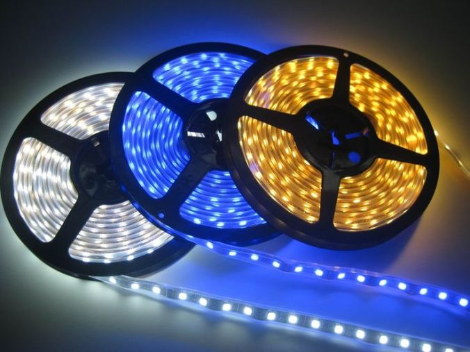 All Types of LED Strip Lights India